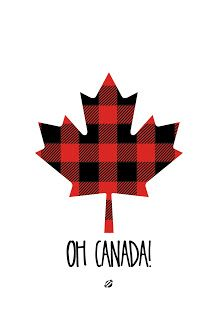 #LostBumblebee ©2015 MDBN : OH CANADA 2 : Free Printable - Donate to download : Personal Use Only.