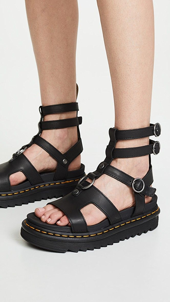 Dr. Martens Adaira Sandals   Sandals
