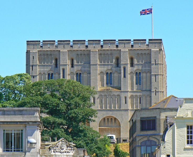 Norwich Castle Keep, UK- been here!
