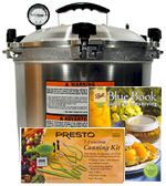 All American Pressure Canner 21 Quart - Pressure Cooker Outlet