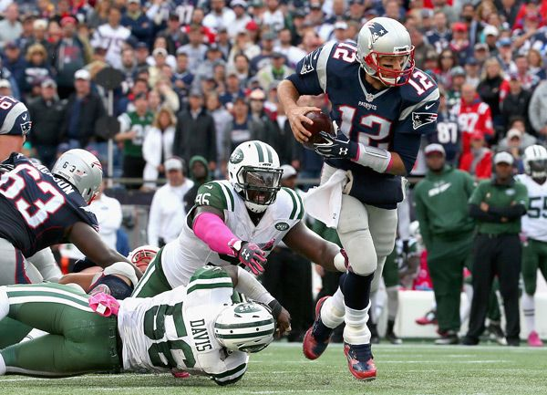 New England Patriots Vs. New York Jets Live Stream: Watch Game Online