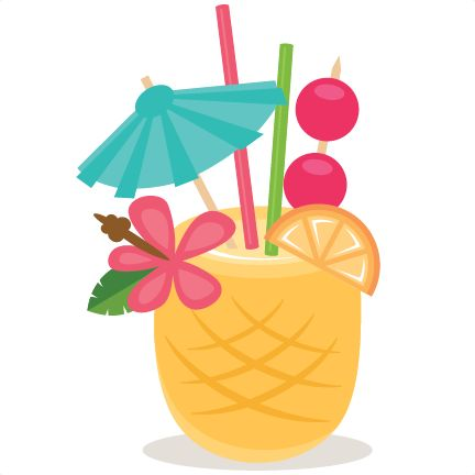 Pineapple drink - freebie of the day