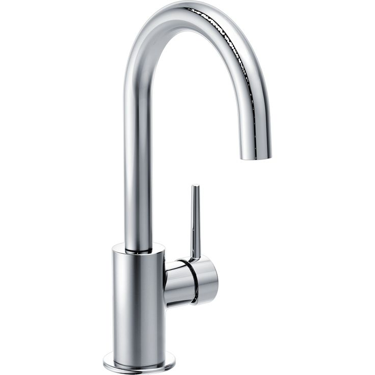 for laundry sink Delta Faucet 1959LF Contemporary Polished Chrome One Handle Bar / Prep Faucets  | eFaucets.com