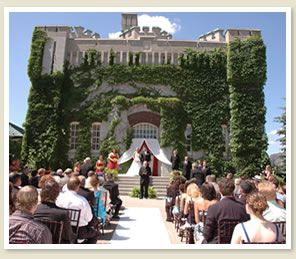 The Old Court House, London Ontario Wedding Venue