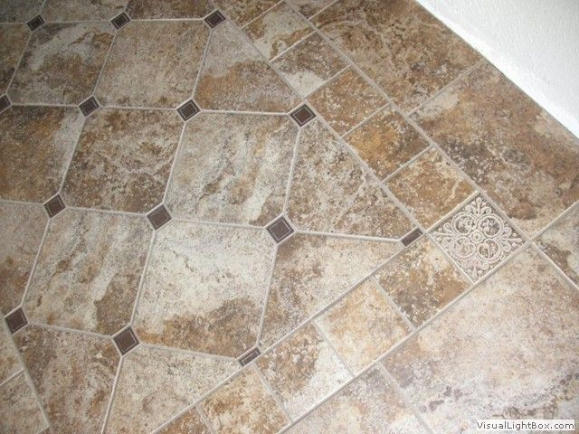 Entry Way Tile Porcelian | Tiled Entry #3