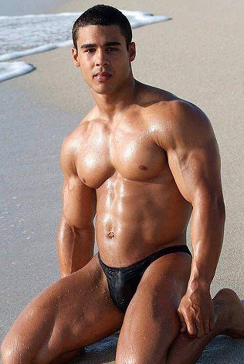 muscle latin men