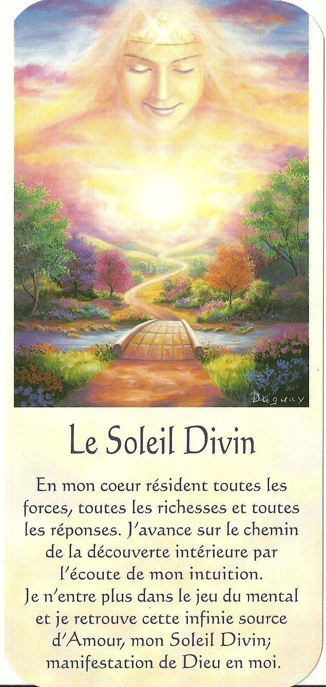 Mario Duguay- Message Lumière Le Soleil Divin