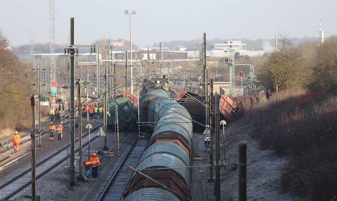 Σύγκρουση τρένων στο Λουξεμβούργο