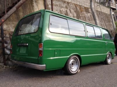 Toyota Hiace | Lowered