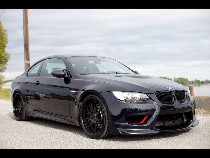 This 2009 BMW E92 M3 Darth Maul will be my next car.