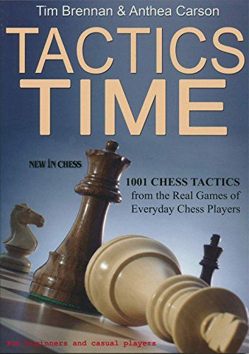 1001 Chess Tactics From The Games Of Everyday Players