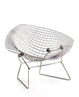 Diamond Chair (miniature) (ダイアモンドチェア ミニチュア) : デザイナーズ家具・インテリアの通販 hhstyle.com