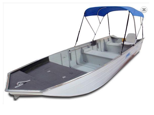 Aluminum fishing boat plans