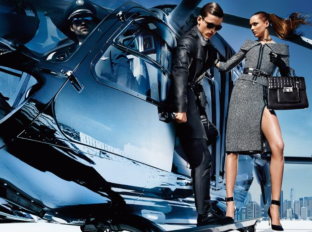 Michael Kors Fall 2013 Campaign - Have a glimpse at Michael Kors' luxurious new campaign for fall/winter 2013-2014.