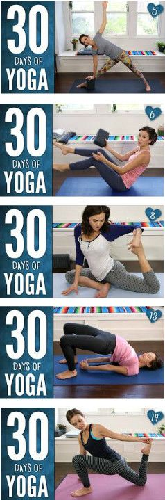 30 Days Of Yoga With Adriene.  Ease into It. Get Started Here With  Day 1 : http://vid.staged.com/jTBs