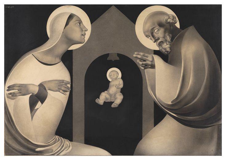 Adolfo Wildt, Dei et Christi eius aevum