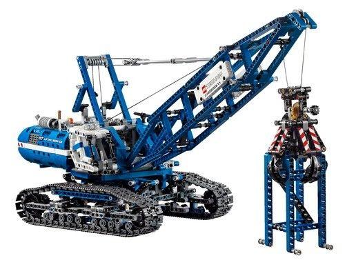 #LEGO #Technic #Seilbagger