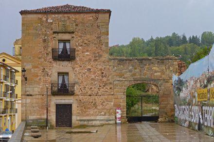 Torre de Doña Urraca en el Palacio de los Beteta, Soria