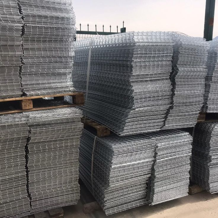 5x5 cm 4 mm wire dia hot dipped gabion basket panels in