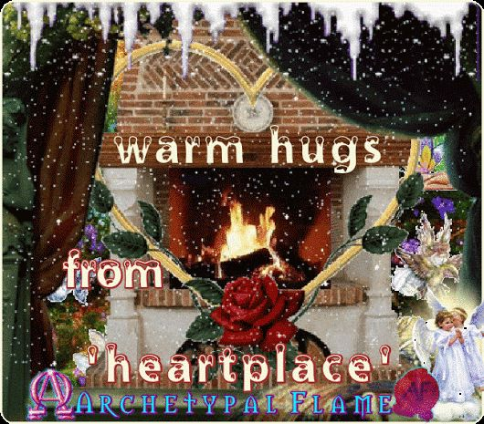 "Warm hugs for ""heartplace"" love and light agape ke fos buenas noches queridas almas cálidos abrazos De la chimenea el corazón amor y luz Καληνύχτα αγαπημένες ψυχές ζεστές αγκαλιές από το τζάκι της καρδιάς αγάπη και φως. #Goodnight #buenasnoches #Καληνύχτα #goedenacht #GuteNacht #buonanotte #lakunoć #boanoite #bonnenuit #добройночи #おやすみ #archetypalflame #beauty #health #inspiration #heartplace #hugs #abrazos #chimenea #corazon #αγκαλιές #beauty #health #inspiration"