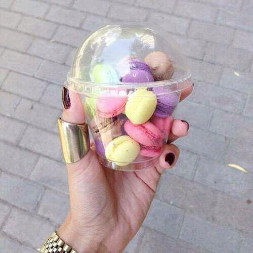 @TrinaTrill: Mini macaroons
