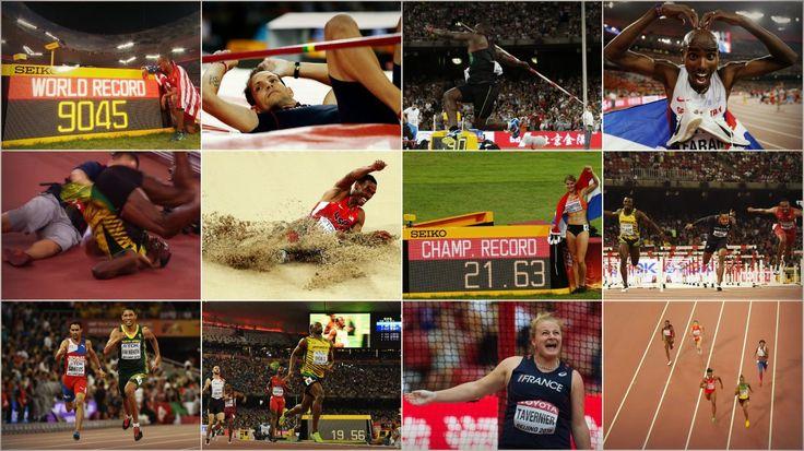 Votez pour le moment le plus marquant des Mondiaux d'athlétisme de Pékin