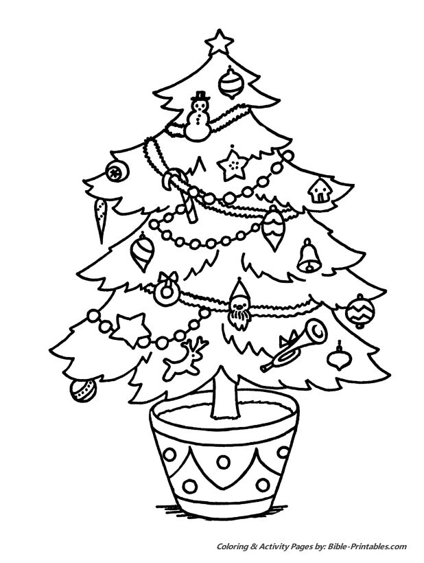 Christmas Scenes Coloring Pages 12 Color pages Pinterest
