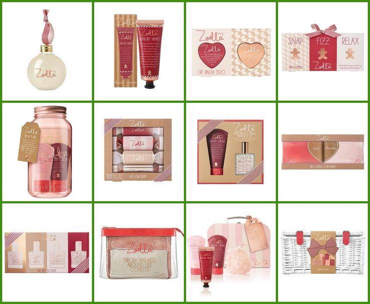 Zoella Beauty Christmas Range 2016 #blogger #bblogger #zoella #christmas x