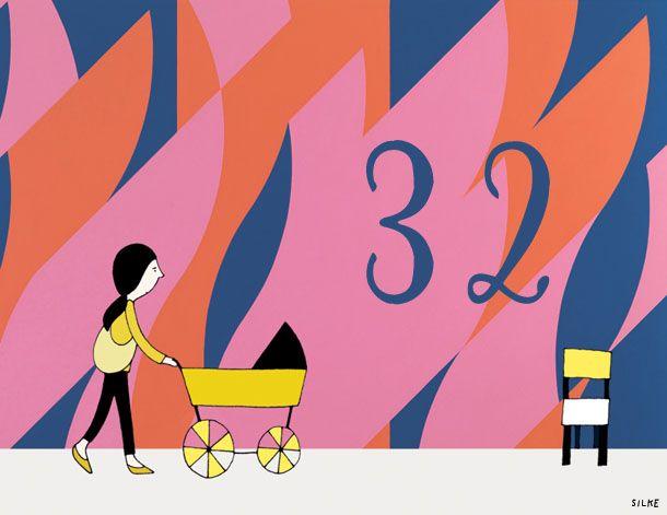 Cradle Rockers #32. Il 24 dicembre 2012 ho fatto un test di gravidanza. by Gloria Gaio