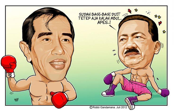 Jokowi VS Foke