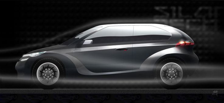 PHOILL project - Concept car
