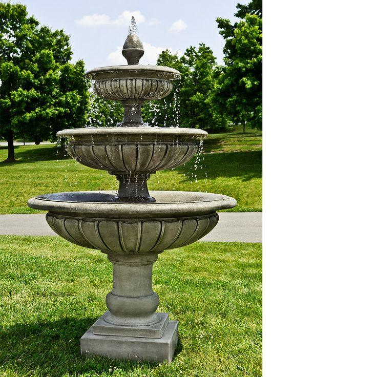 8 Best 3 Tier Garden Fountains Images On Pinterest 400 x 300