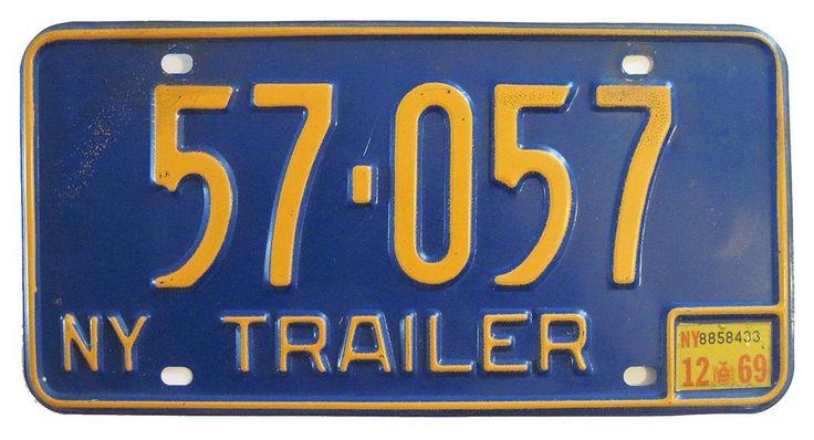 33 best license 57 images on pinterest licence plates. Black Bedroom Furniture Sets. Home Design Ideas