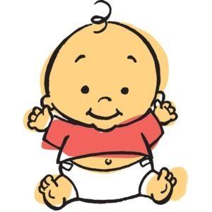 Dibujo beb proyecto los beb s pinterest dibujo - Dibujos pared bebe ...