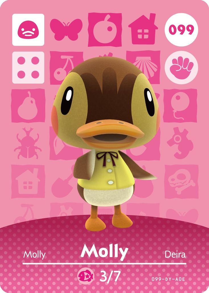 Animalcrossing Molly | más sobre el juego animal crossing amiibo festival confirmado para ...