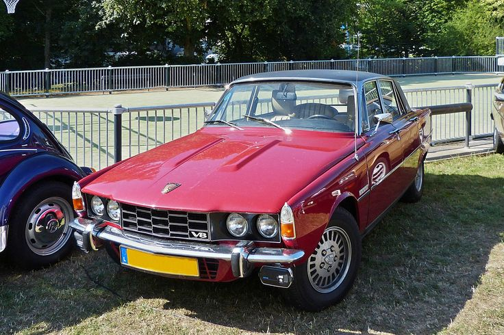 Rover P 6 3500 S