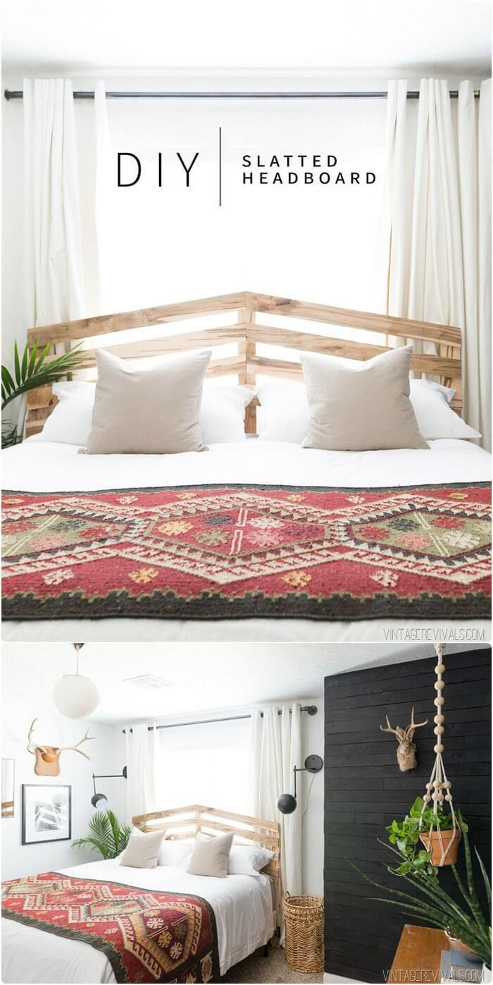 78 Superb Diy Headboard Ideas For Your Beautiful Room Headboard