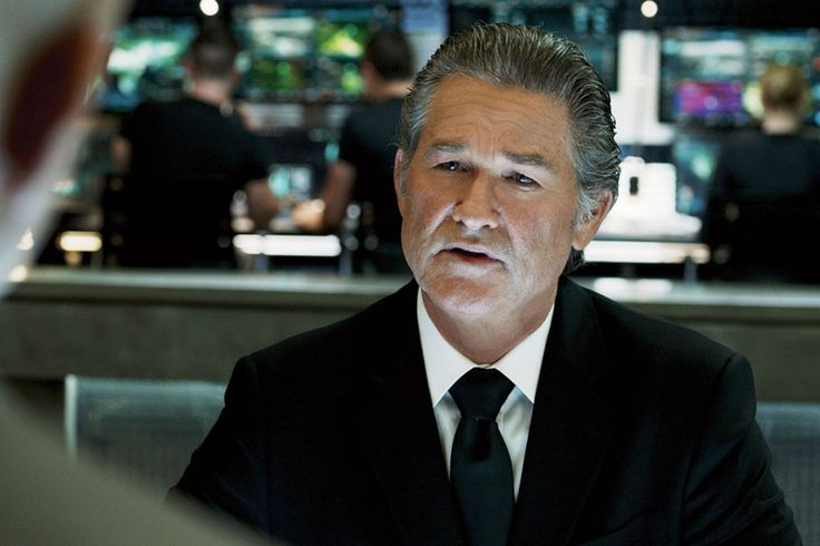 Kurt Russell for Cable.