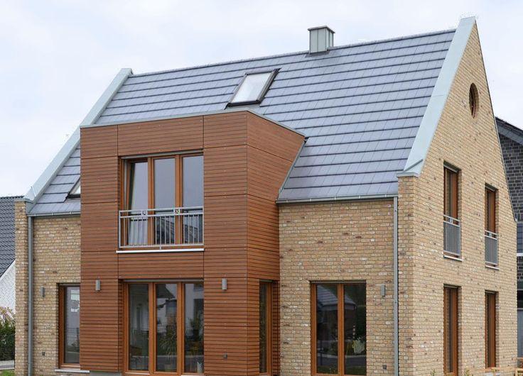 Haus bauen modern klinker  70 besten Fasade Bilder auf Pinterest | Fassaden, Klinker und ...