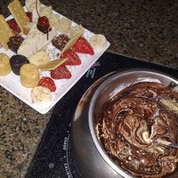 Chocolate S'mores Fondue by The Melting Pot