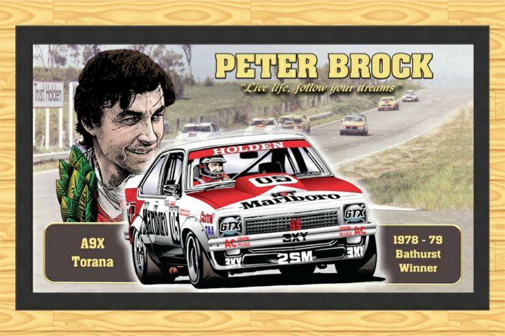 PETER BROCK - KING OF THE MOUNTIAN