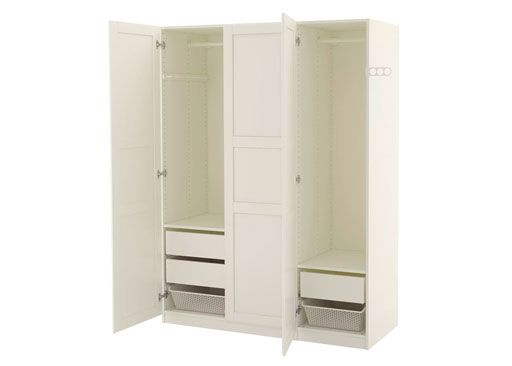Best 25 pax wardrobe planner ideas on pinterest ikea Build your own bedroom wardrobes