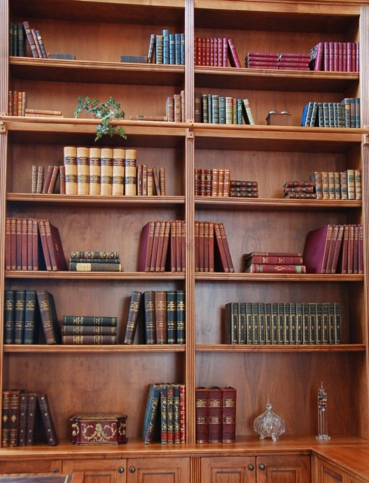 Small Home Library Design: 7 Best Bookcases Images On Pinterest