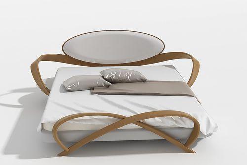 더블 침대 / 현대 / 나무 APRIORI 실제 디자인 스튜디오  shelf  Pinterest