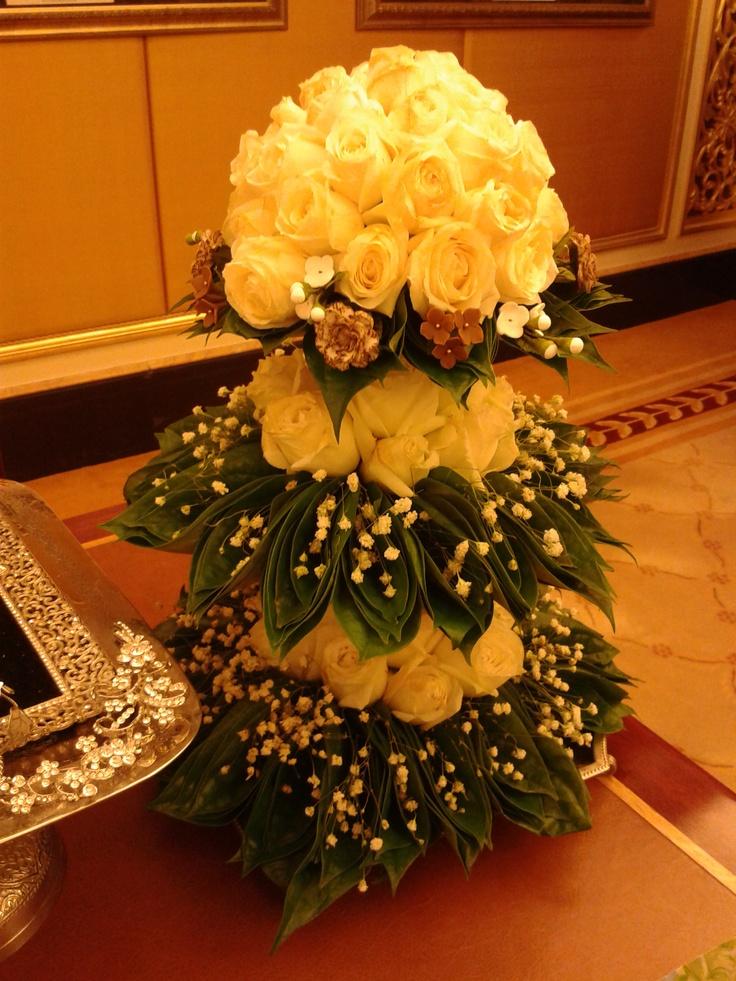 My Wedding hantaran...Sirih Junjung