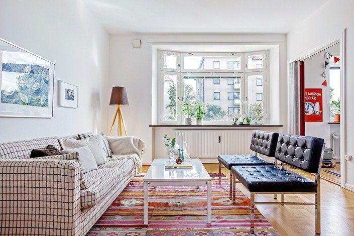 Lundin Fastighetsbyrå - 2,5:a Norra Guldheden  -  Väldisponerad planlösning med balkong i sydväst!