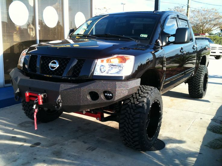 Image detail for -My Lifted Pro-4X! Pics inside! - Nissan Titan Forum