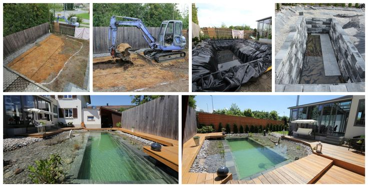 Don't be skeptical at all, because at the beginning I thought this guy's backyard idea was insane. Now I think he's a complete genius.