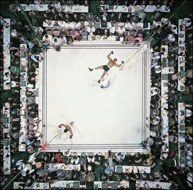 Muhammad Ali Kos Cleveland Williams, Houston, Texas, Nov. 1966