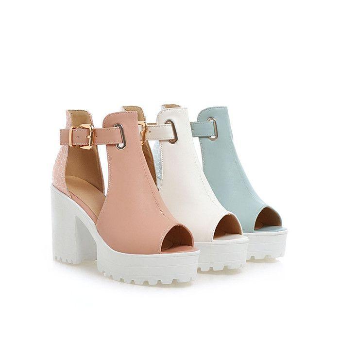 high platform sandals - Google Search